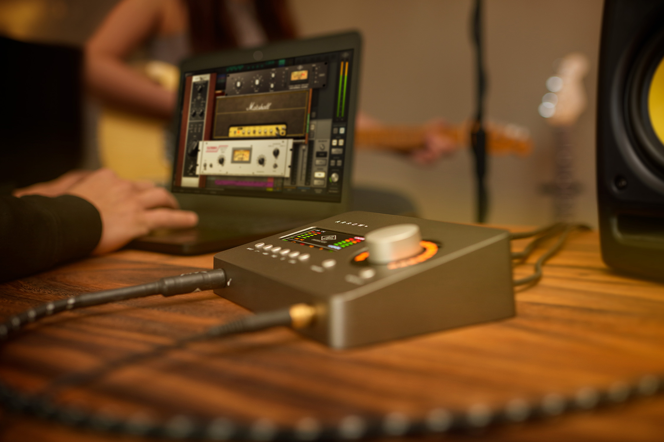 Universal Audio Arrow – UA lanserar professionellt ljudkort under 5000:-