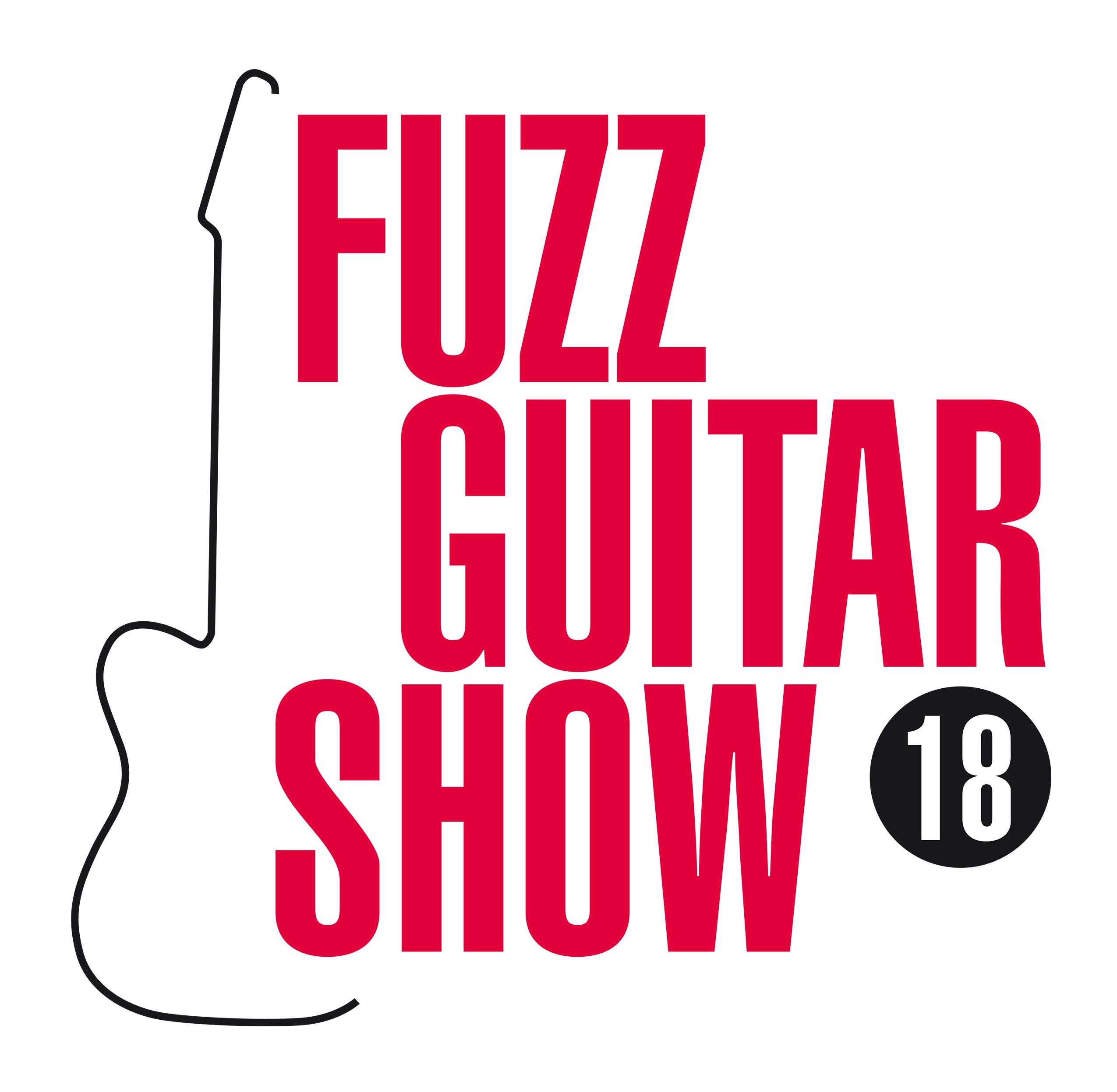Fitzpatrick på Fuzz Guitar Show 26-27 maj 2018