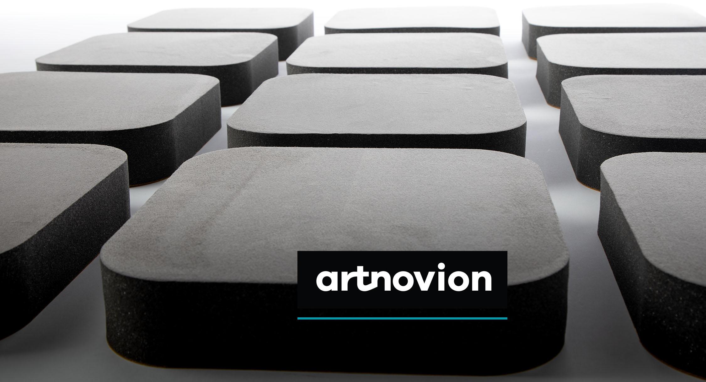 Myriad, självhäftande absorbent från Artnovion
