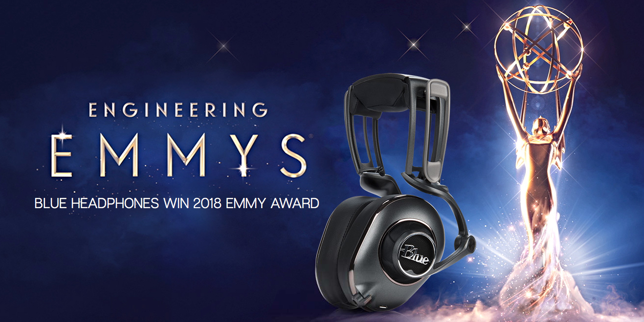 Blues hörlur Mix-Fi vinner Engineering Emmy Award