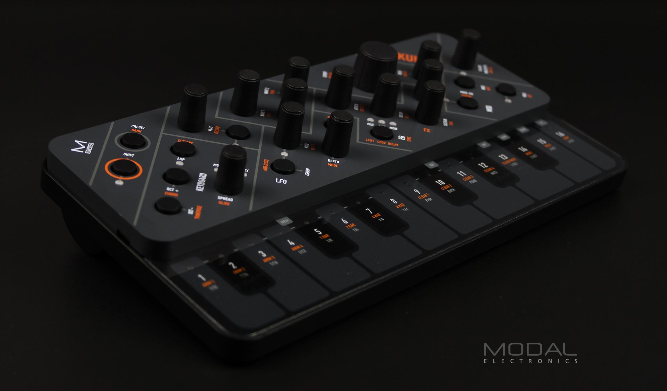 Modal Electronics – Ny agentur hos Fitzpatrick
