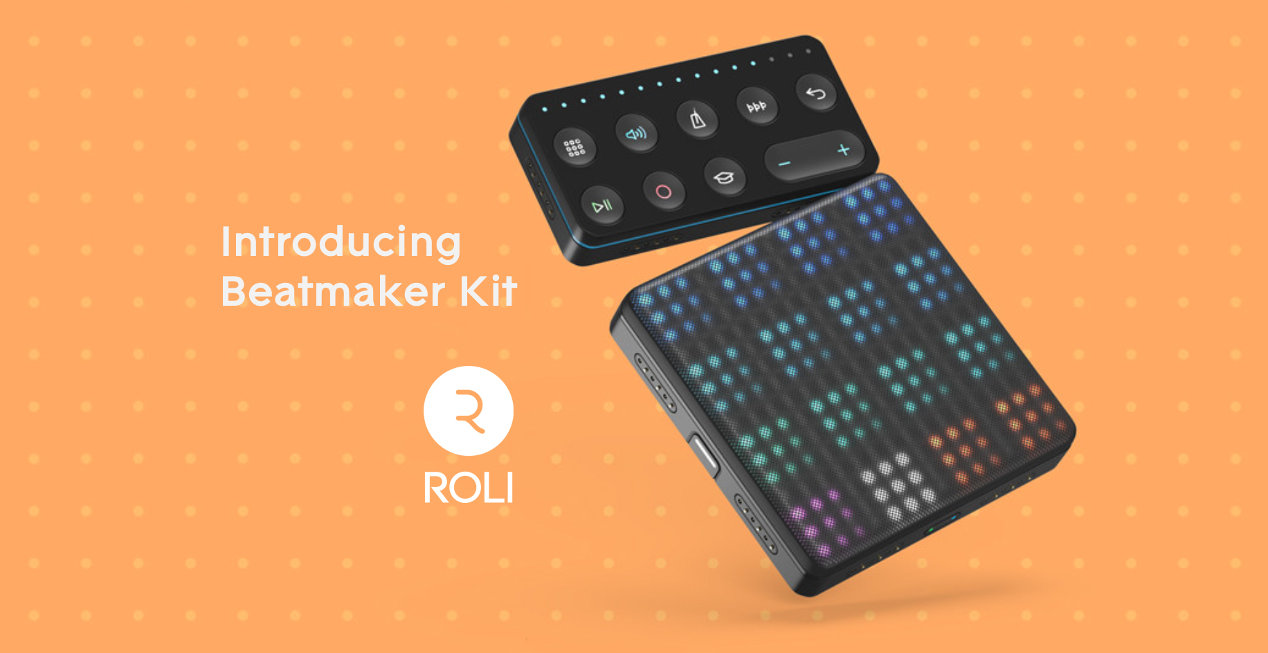 ROLI Beatmaker Kit – Unleash your beats!