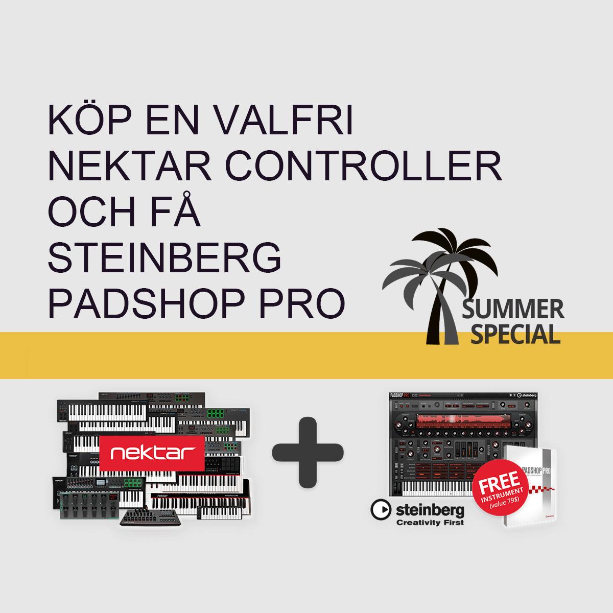 Nektar´s Summer Special Promo