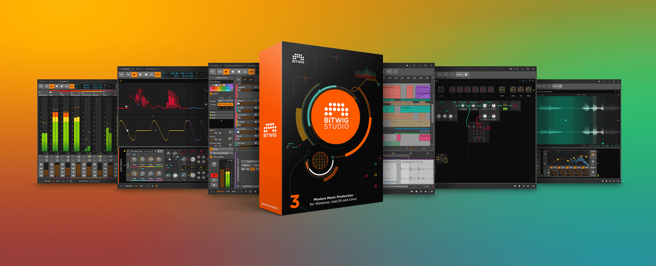 Bitwig Studio 3 – Enter The Grid