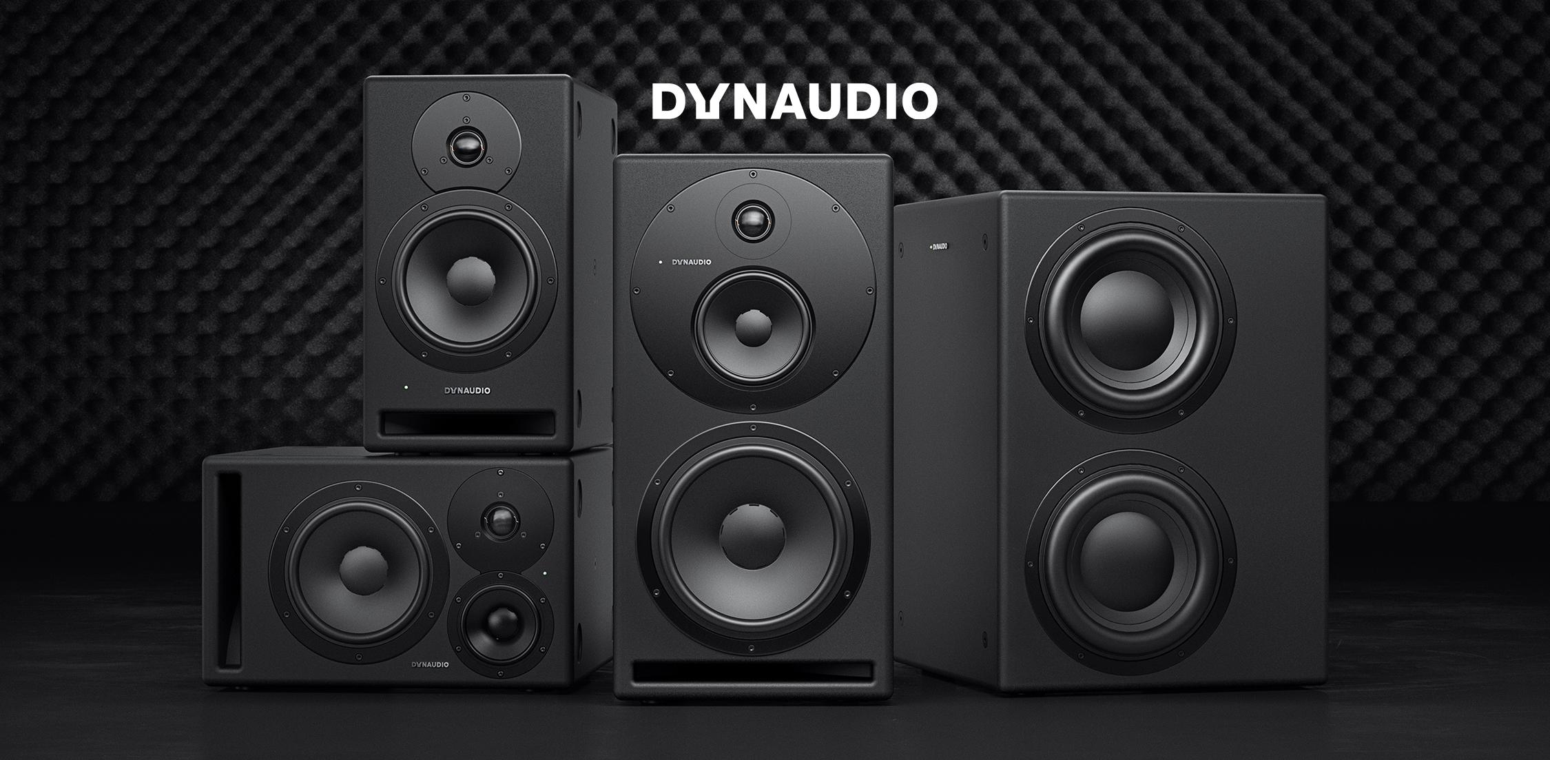 Dynaudio utökar Core-familjen med ytterligare 3-vägs monitor och subwoofer