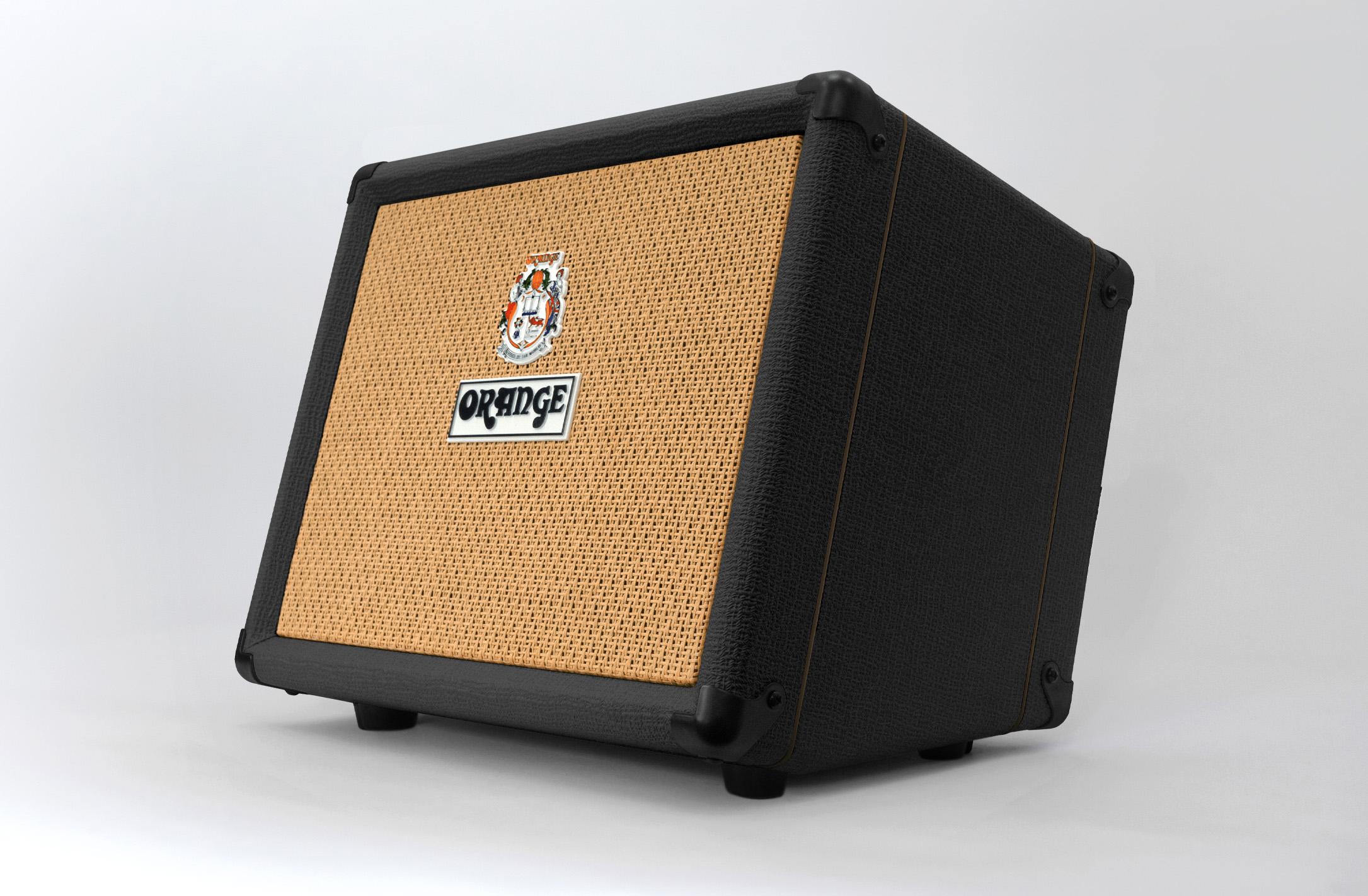 Orange Crush Acoustic 30 – Smidig batteridriven akustisk förstärkare