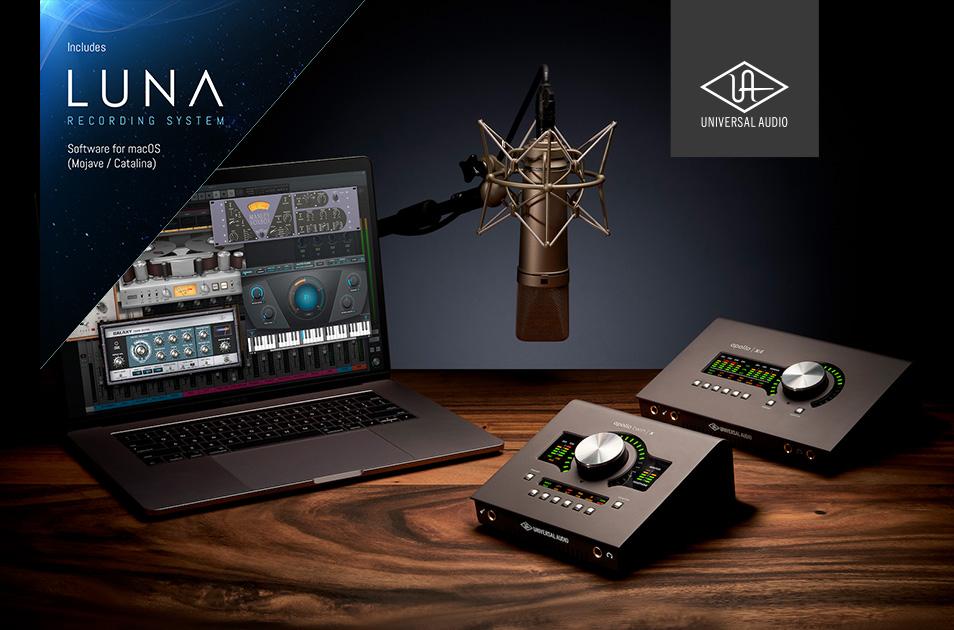 Universal Audio kampanj – Köp Apollo Twin eller X4 och få Auto-Tune, Manley och UA plug-ins utan extra kostnad