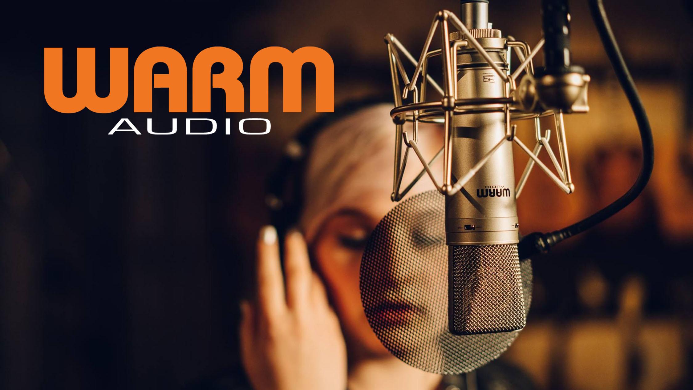 Warm Audio – Ny agentur hos Fitzpatrick i Danmark, Norge och Sverige