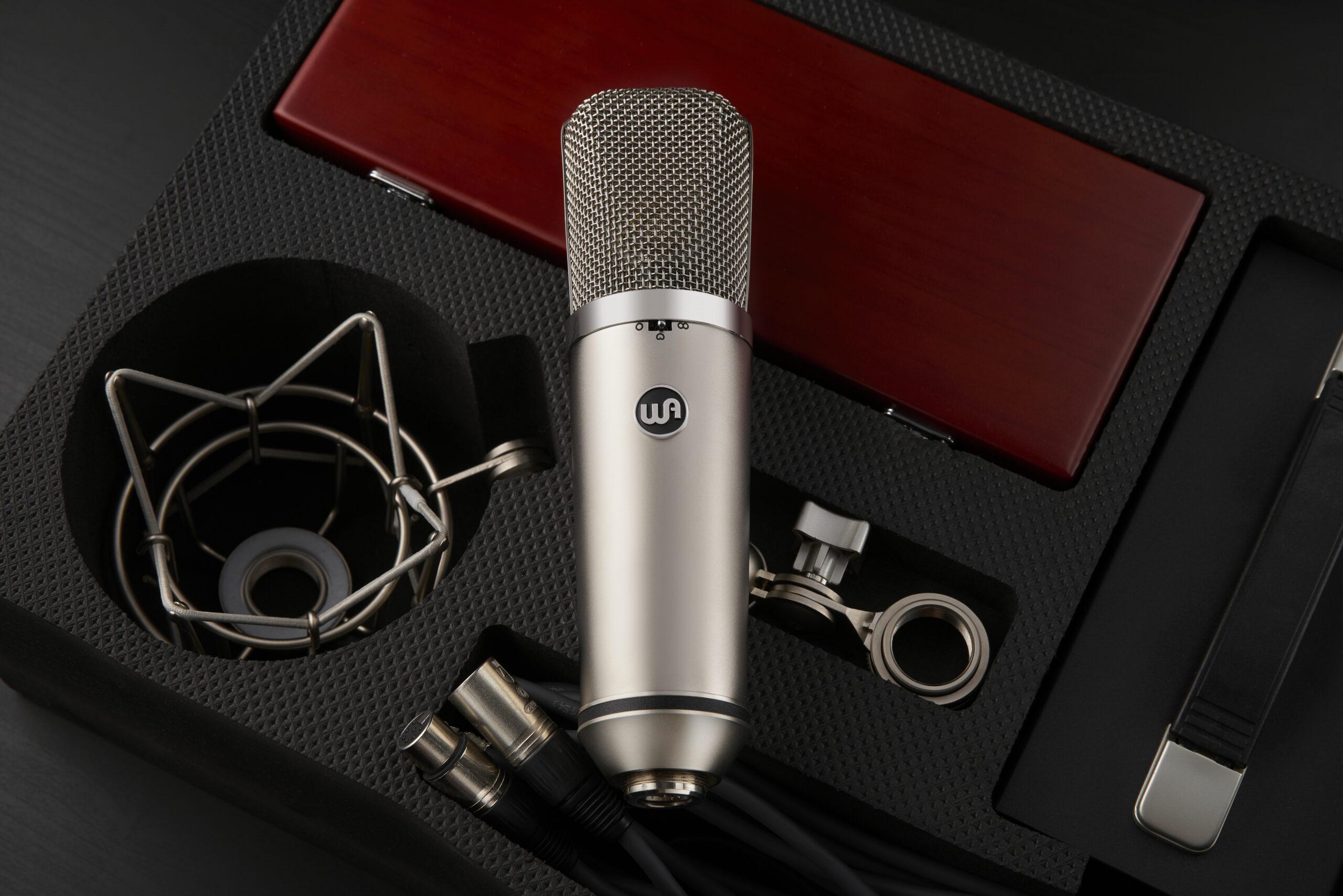 Warm Audio WA-67!