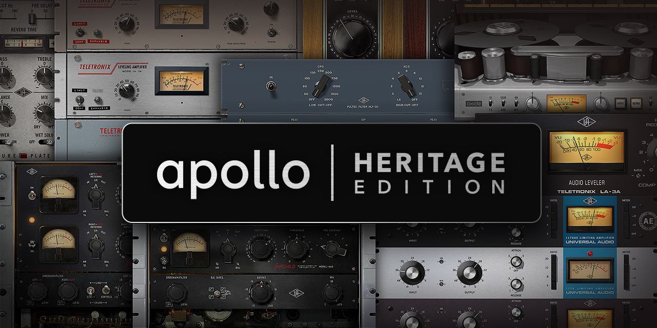 Nya Apollo Heritage Edition
