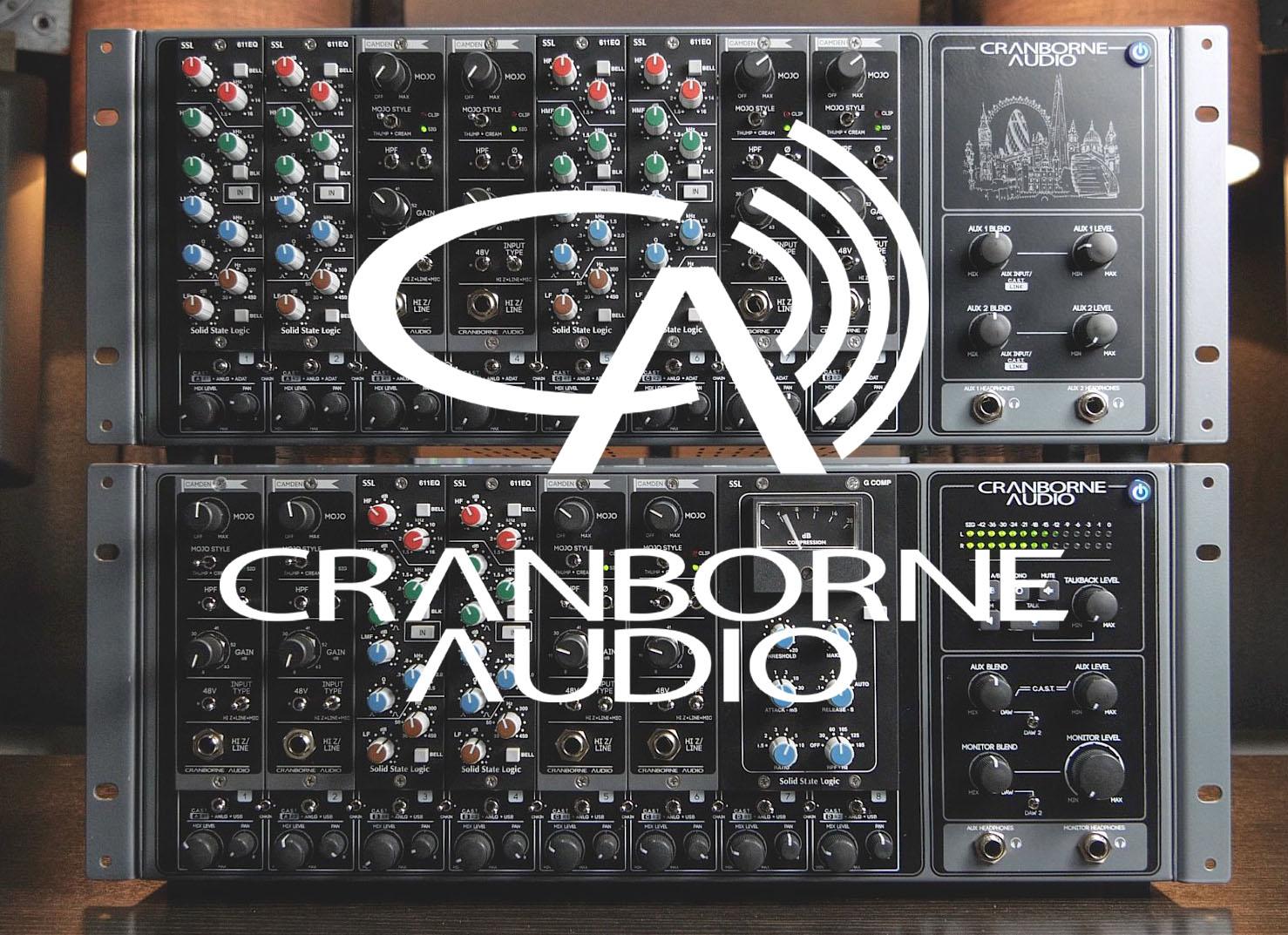 CRANBORNE AUDIO – Ny agentur hos Fitzpatrick