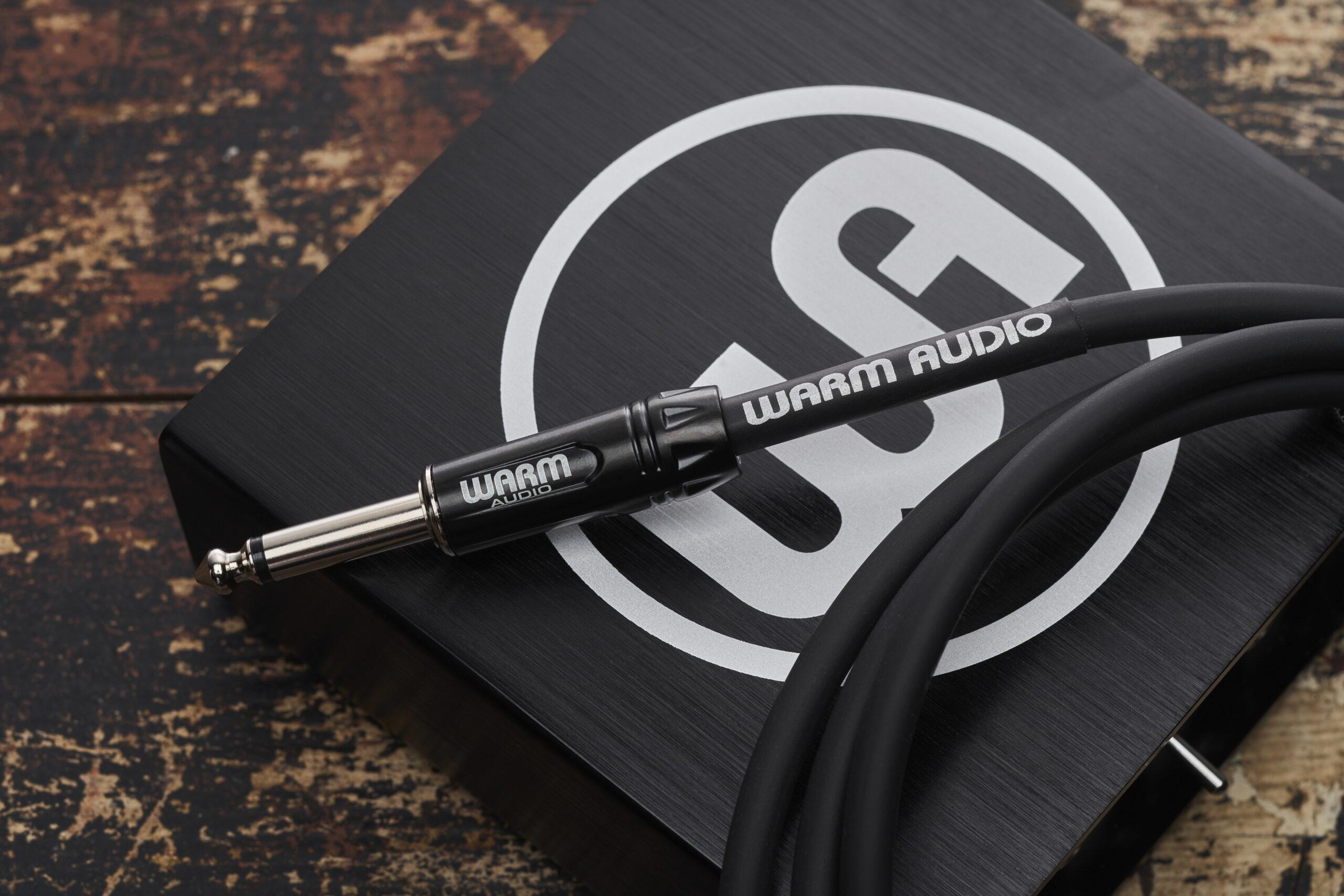 Nyhet! Premium-kablar från Warm Audio